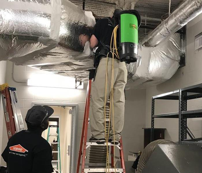 Commercial Duct Clean