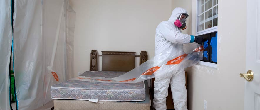 Beaumont, TX biohazard cleaning