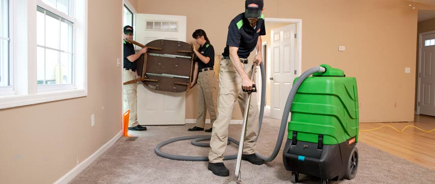 Beaumont, TX residential restoration cleaning